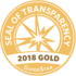 2018 Gold Seal of Transparency on GuideStar